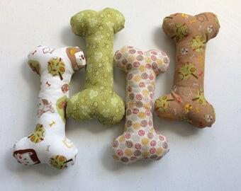Squeaky Dog Bone Toy