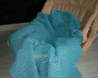 "Blanket for kids ""Zebra"""