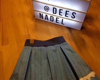 Dee's Kindertrachtenrockerl - pleated skirt - Gr. 110