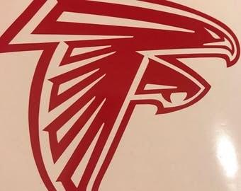 Atlanta Falcons vinyl sticker