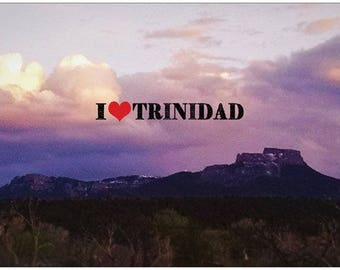 I LOVE TRINIDAD SERIES ~ #14