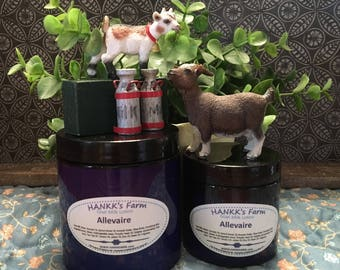 Allevaire Goats Milk Lotion 4oz Jar