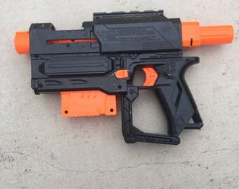 Heavily Modded Nerf Recon MKII