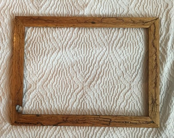 Fractual inlay frame