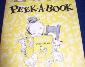 Vintage Pogo Peek-A-Book Cartoon Magazine