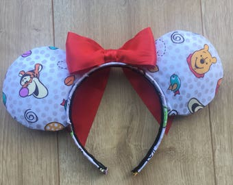 Disney Winnie the Pooh inspired ears