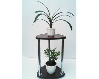 "Free ship! Plant stand ""Orleans"". Flower stand - Indoor plant stands - Plant holder - Plant table - Stand for flowers - Flower shelf - Shelf"