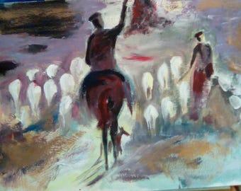Pastori al Ritiro con Gregge