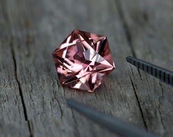 Tourmaline Loose Natural Pink Faceted Gemstone