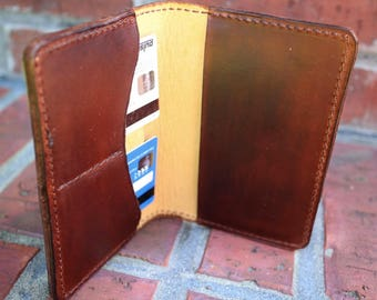 Small notebook cover for field notes or small moleskine cahier journals