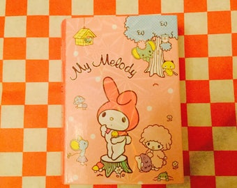 My Melody sticky notes/ folder