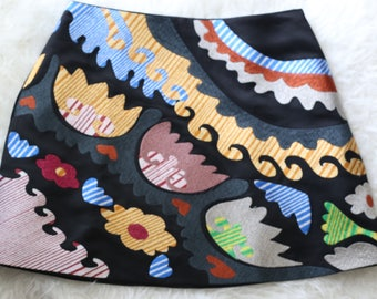 Hot, New Colors, Embroidery,Embroidery Design, Personalized Skirt