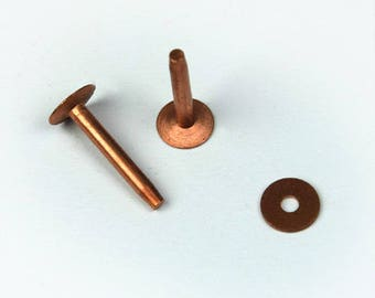 Copper Rivets #12 (pack of 350)