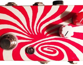 effect pedal LOLLIPOP random feedback generator effect pedal feedback looper effect pedal