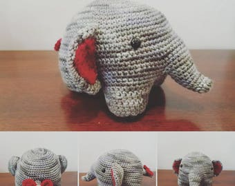 Ellie the Elephant (Made to Order)