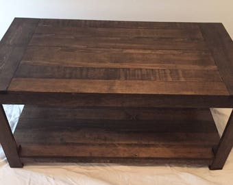 Handmade Pine Coffee Tables