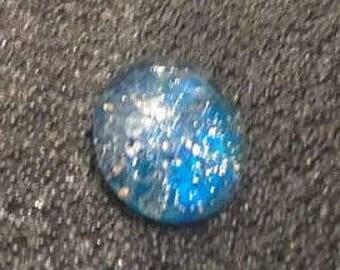 Blue Dazzle Cabachon