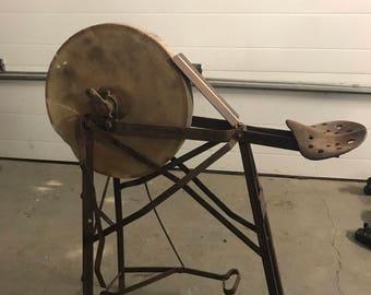 1880's Petal Grinding Wheel