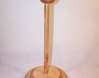 Wood Hat Stand