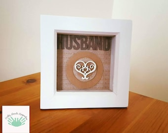 Husband Keepsake, Gift