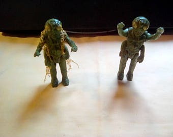 Battle Star Galactica Ovien Figures