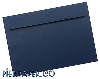 25 x C5 Oxford Blue Peel & Seal Luxury 120gsm Envelopes - 229 x 162mm