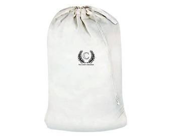 Handmade Cotton Laundry Bag