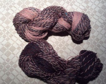 Handspun 2-ply Heavy Worsted weight