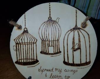 Birdcage woodburn