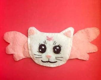Angel Kitty Patch