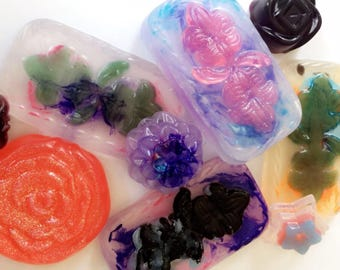 Assorted Decorative hand soaps