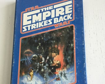 Star Wars The Empire Strikes Back Hardback Book