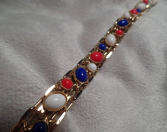 1950's Bracelet-Perfect for 4th of July