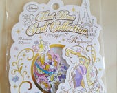 Disney Tangled Rapunzel Sticker Flakes - Set of 50