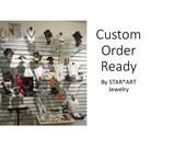 Custom Order for Marlie