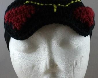 Crocheted Goggles Headband - The Falcon (SWG-HH-GGFALC01)