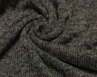Speckled  Sweater Knit Fabric