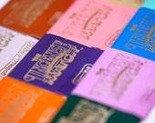 Incense Matches, Aromatherapy, Mild Aroma, Portable Incense Sticks, Car or Bathroom Air Freshener