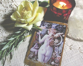 Faeries' Oracle Reading - 1 Card Mini Reading -Divine Insight - Psychic Guidance - Spiritual Wisdom - Fortune Telling - Sent via Email