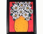 Daisy Painting - Flower S...