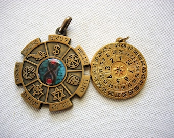 Lovely and Larger Vintage Pendants