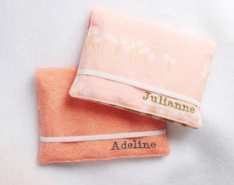 Custom Embroidered Crayon Wallet