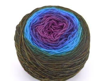 Katatomic Gradient Hand Dyed Yarn - Made to Order