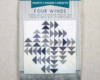Four Winds Paper Quilt Pattern