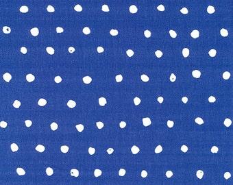 Nani Iro Kokka Japanese Fabric Pocho - lapis - 50cm