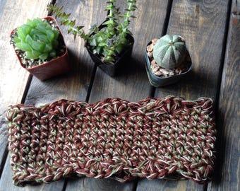 Crochet Earwarmer Headband