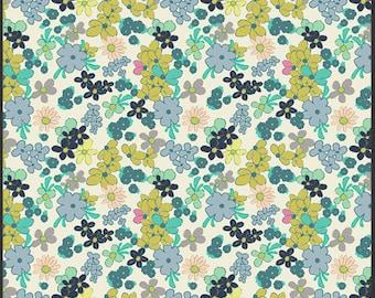 Pat Bravo FABRIC - Carnaby Street - Ladylike Green Tea