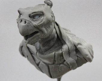 100 Heads Project - #90 TMNT Ninja Turtle