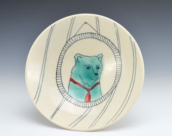 Bear Small Bowl
