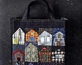 I Love Houses Yoko Saito Patchwork Book - Japanese Craft Book